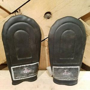 Punching Training Gloves Century 9606 Martial Arts Black Pair - Swanky Barn