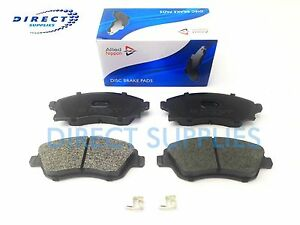 OPEL / VAUXHALL COMBO 1.4 16V  ALLIED NIPPON FRONT BRAKE PADS OE QUALITY