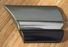 Buick Lesabre Custom DRIVER Front Fender Trim '97-99 Green/Chrome Molding
