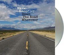 """Mark Knopfler """"down the road wherever"""" Deluxe Edition CD NEU Album 2018"""