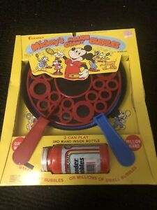 Chemtoy Mickey's Million Giant Bubbles