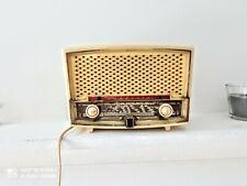 Radio A Lampes Vintage Radiolinette Radiola