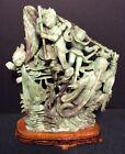 Large Jade Carving