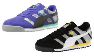 PUMA Men's Roma Basic Dip Dye Classic Low Sneakers Shoes - Color Options