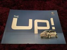 VW up! Brochure 2013 - July 2013 UK Issue inc Groove up!, Rock up!, High up!