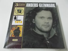 37273 - ANDERS GLENMARK - 3 ORIGINAL ALBUM CLASSICS - SONY 3CD SET - NEU!
