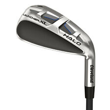 Cleveland Golf Launcher XL Halo Irons (Individual) Men's RH Graphite A-flex