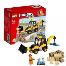 LEGO JUNIORS - 10666 - DIGGER - BRAND NEW & SEALED - RETIRED MODEL