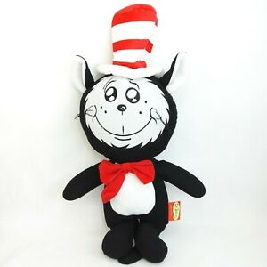 Cat in the Hat plush soft toy doll Dr Seuss