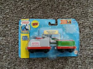Thomas And Friends Take Along and Play Misty Valley Fog Cars New sealed Boxed