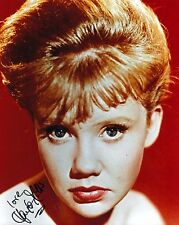 Hayley Mills signed beautiful 8x10 photo / autograph