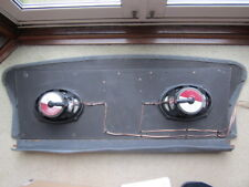 Ford Fiesta MK3 rear parcel shelf with Infinity speakers