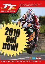 Isle Of Man TT 2010 (DVD, 2010)