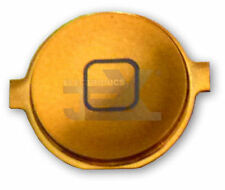 High Quality Mirror Chrome Drk Gold Home Button for iPhone 4S/4GS 16GB/32GB/64GB