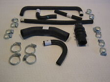 TRIUMPH SPITFIRE MK4 LATE, SPITFIRE 1500 RADIATOR, HEATER HOSES & PIPES + CLIPS