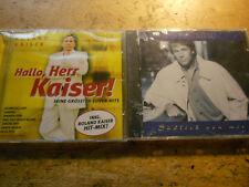 Roland Kaiser [2 CD ALBUM] Ciao COVER più GRANDI-HITS + a sud di me/NUOVO OVP