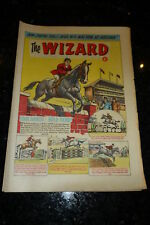 THE WIZARD Comic (1963) - No 1957 - Date 17/08/1963 - UK Paper Comic