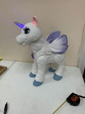 FURREAL FRIENDS MY MAGICAL UNICORN STARLILY PET PLUSH INTERACTIVE TOY NO BERRY
