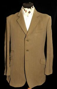 Relic Pytchley Parr & Co.  Keepers Tweed hacking Jacket 40 R 1960s