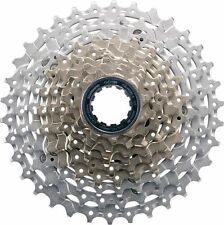Bicycle 9 speed Cassettes, Freewheels and Cogs