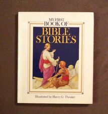 My First Book of: My First Book of Bible Stories (1988, Hardcover)
