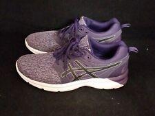 Asics Gel-Torrance Running Shoes Purple Black White T7J8N Women's Size 10