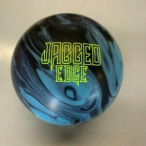 Brunswick Jagged Edge Solid BOWLING ball 15 lb. NEW IN BOX 1st quality    #142
