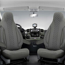 Van Sitzbezug passend für AHORN Wohnmobil Caravan in Grau Pilot