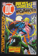 SHOWCASE #82 VG/FN 5.0 1st app. NIGHTMASTER  DC Comics  1969 Silver Age Kubert