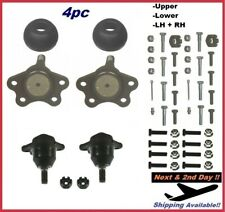 MOOG Ball Joint SET Upper + Lower For GMC K1500 Blazer 4WD Kit K6292 K6291