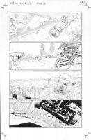 Astonishing X-Men #11 p.6 - Written by Joss Whedon - 2005 art by John Cassaday