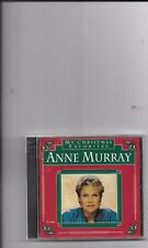"ANNE MURRAY,CD ""MY CHRISTMAS FAVORITES"" NEW SEALED"