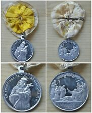 *NH* Medaglia devozionale - San Francesco D'Assisi - 1926