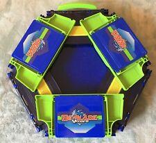 Beyblade Hasbro Mobile Beystadium VForce Travel Stadium BBA Arena Case 2003