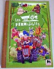 """!!!  NEUF - ALBUM+24 FIGURINES+ Bte collection DELHAIZE""""Les Fermidables"""" COMPLET"""
