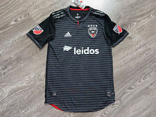 Adidas Washington Dc United Authentic Mens Soccer Jersey Mls Fh7418 New