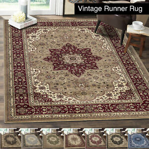 Traditional Extra Large Classic Rug Living Room Bedroom New Area Rug All UK Size