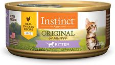 New listing Original Kitten Grain Free Recipe Natural Cat Food