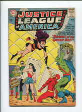 Justice League of America #23 (4.5) Drones of the Queen Bee - 1963
