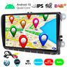"9"" GPS Autoradio Android 10.0 +Telecamera Posteriore DAB Per VW Golf Polo Tiguan"