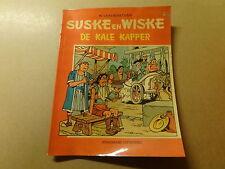 STRIP / SUSKE EN WISKE 122: DE KALE KAPPER | 1ste druk