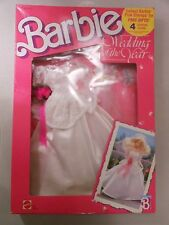 Barbie WEDDING OF THE YEAR Dress Gown Clothing Clothes Outfit Vintage 3788 1991