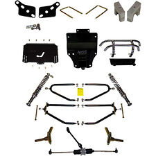 Jake's Club Car Long Travel Lift Kit for DS '81-'03.5 Electric & '96.5-'03.5 Gas