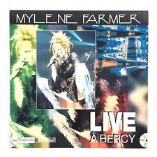LaserDisc Mylene Farmer Live A Bercy
