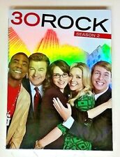 30 Rock: Season Two (2008 Playtested 2 DVD Set) Tracy Morgan Tina Fey Edie Falco