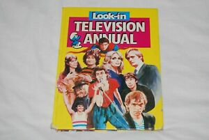 LOOK-IN TELEVISION ANNUAL 1980 USED