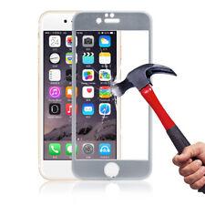 3D Titanium Alloy Full Coverage Tempered Glass Film For iPhone 6 6S Plus Gray OZ