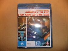 GERRY ANDERSON DOPPLEGANGER SPECIAL EDITION JOURNEY TO FAR SIDE OF SUN BLU RAY