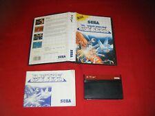 Jeu SEGA Master System   R Type  R-Type   Version PAL