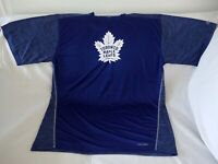 TORONTO MAPLE LEAFS - T-Shirt - Blue - NHL official -Size XLT